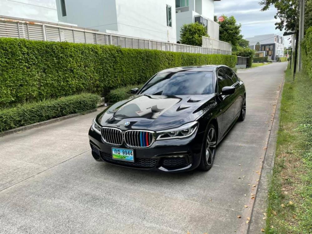 BMW 730Ld ปี 2017