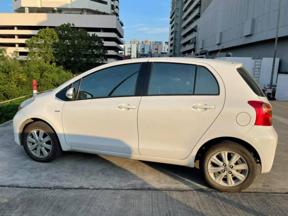 Toyota Yaris ปี13 1.5E